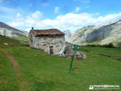 Picos de Europa-Naranjo Bulnes(Urriellu);Puente San Isidro; hoces del duraton san mames album de fot